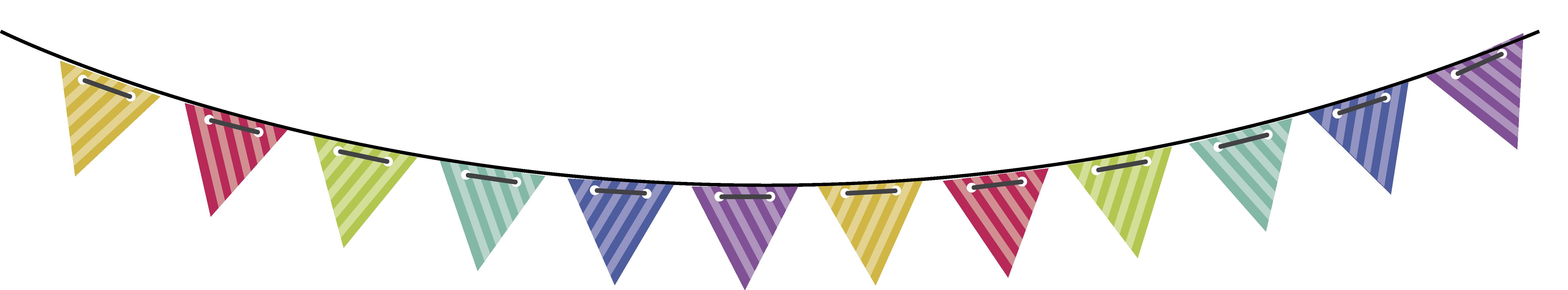 Resultado de imagen de banderolas de cumpleaños